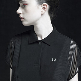 MINTDESIGNS+FRED PERRY - Layered Shirt