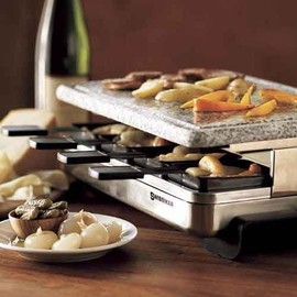 Swissmar - 8-Person Raclette Party Grill