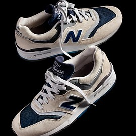 J.CREW, New Balance - 997 Moonshot