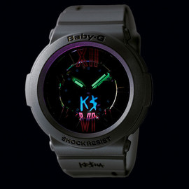 Baby-G x KE$Ha - BGA-160KS-7B_LED