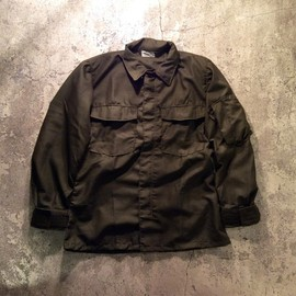 U.S.Army - Helicopter Crew Shirt/1970`s Dead Stock