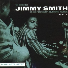 Jimmy Smith - Live at the Club Baby Grand vol.2
