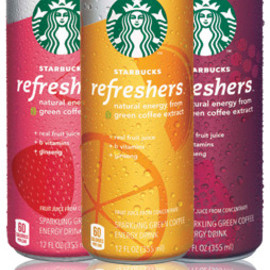 Starbucks - Refreshers