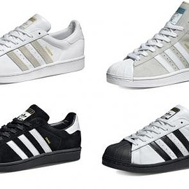 ADIDAS SKATEBOARDING - ADIDAS SKATEBOARDING SUPERSTAR RESPECT YOUR ROOTS PACK