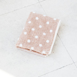 apple of my eye - 100% Organic Cotton Face Towel 84cm×34cm