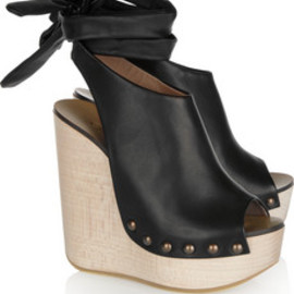 Chloé  - wedge sandals