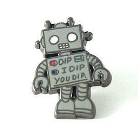 Pintrill - Sticky's Robot Pin