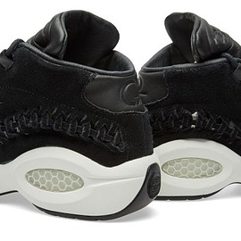 Reebok, Hall of Fame - Quesition Mid - Black/Braid