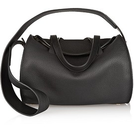 The Row - Drum textured-leather shoulder bag