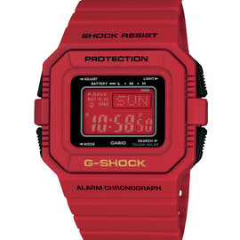 CASIO - G-Shock G5500C(RED)