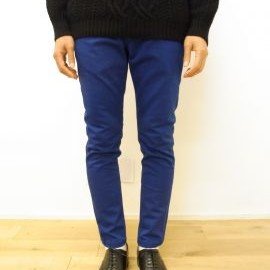 THREE BLIND MICE - STRECH COLOR DENIM SKINNY PANTS (FULL LENGTH TYPE)