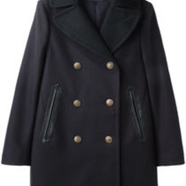 Rag & Bone - Oversized Peacoat