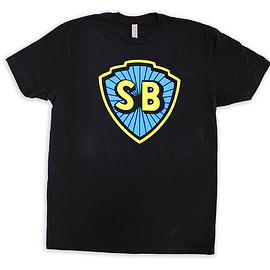 Mondo, Industry Print Shop - Shaw Brothers - Crest T-Shirt