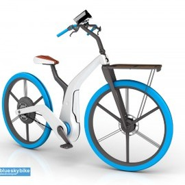 BlueSky Design - BlueSkyBike