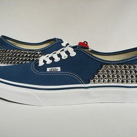 Vans Authentic Studs Custom - Vans Authentic Studs Custom