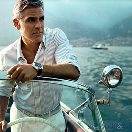 George Clooney - cruise with Clooney