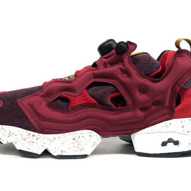 Reebok - INSTA PUMP FURY OG 「END.」 「INSTA PUMP FURY 20th ANNIVERSARY」