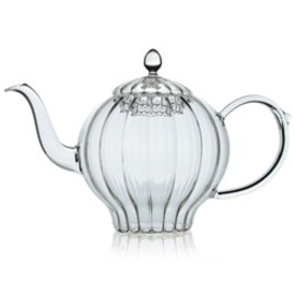 Mariage Frères - Hand blown glass teapot