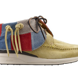 visvim - FBT 'Patchwork' Fall/Winter 2011 Sneakers