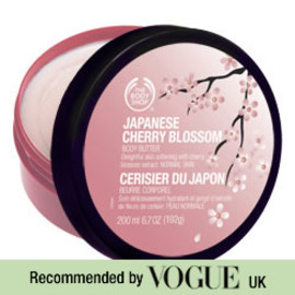 THE BODY SHOP - Japanese Cherry Blossom Body Butter - Regular-Size Body Butter