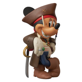 MEDICOM TOY - VCD MICKEY MOUSE (JACK SPARROW Ver.2.0)