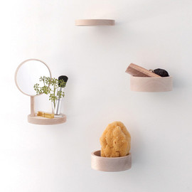 "Inga Sempé - ""Balcon collection"" for Moustache"
