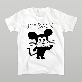 galaxxxy - I'M BACK  Tシャツ