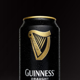 GUINESS - BLACK BEER