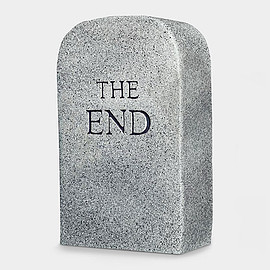 Maurizio Cattelan - The end