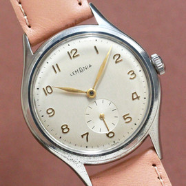 LEMANIA - Round Style Wrist Watch