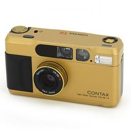 CONTAX - T2 (Gold)