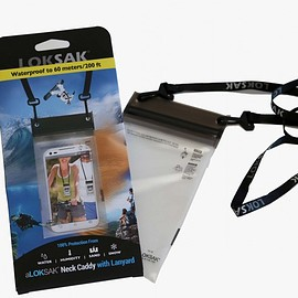 Loksak - aLOKSAK Neck Caddy with Lanyard