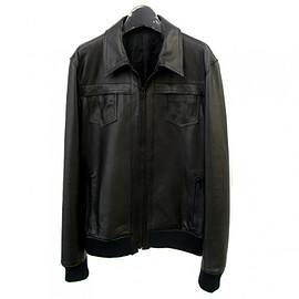 W RIDERS LEATHER JKT