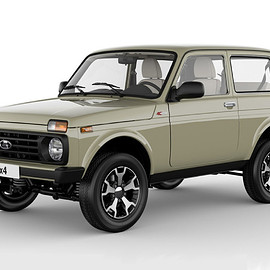Lada - 4х4 40th Anniversary Edition