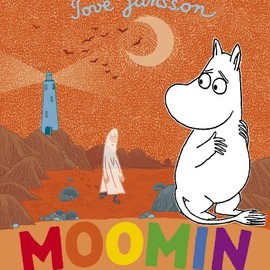 Moomin - Moomin and the Little Ghost