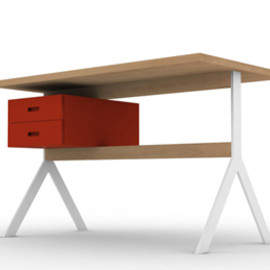 Delta - Modern Desk and Craft Table by MO