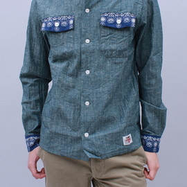 Challenger - L/S CHAMBRAY SHIRTS