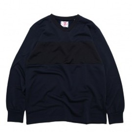 SON OF THE CHEESE - THE JAR V NECK Navy