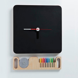 Diamantini & Domeniconi - Blackboard Wall Clock
