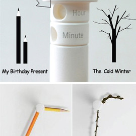 YANKO DESIGN - Making Your Own Clock