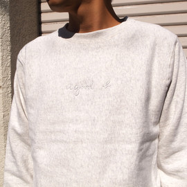 Goodblank - a good b Crew Sweat Oatmeal