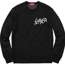 Supreme, Slayer - Reign In Blood Sweater