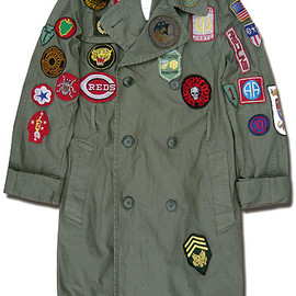 "JETLINK - GOONIES""DATA'S""ARMY COAT"