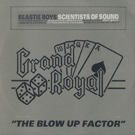 BEASTIE BOYS - SCIENTISTS OF SOUND / GRAND ROYAL