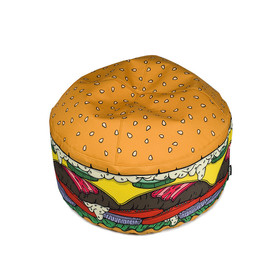 Woouf! - Mini Burger Bean Bag