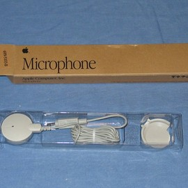 Apple Computer Inc. - Microphone
