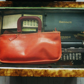 Coach - Vintage Coach Briefcase Bag