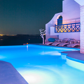 Astarte Suites Hotel in Santorini - Astarte Suites Hotel #Santorini #pools #Greece #luxury #summer