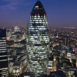 LONDON - SWISS RE TOWER