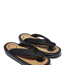 EYTYS - UNISEX JOJO SANDALS IN BLACK